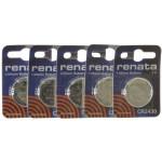 Lithium-Batterie Pack CR2430